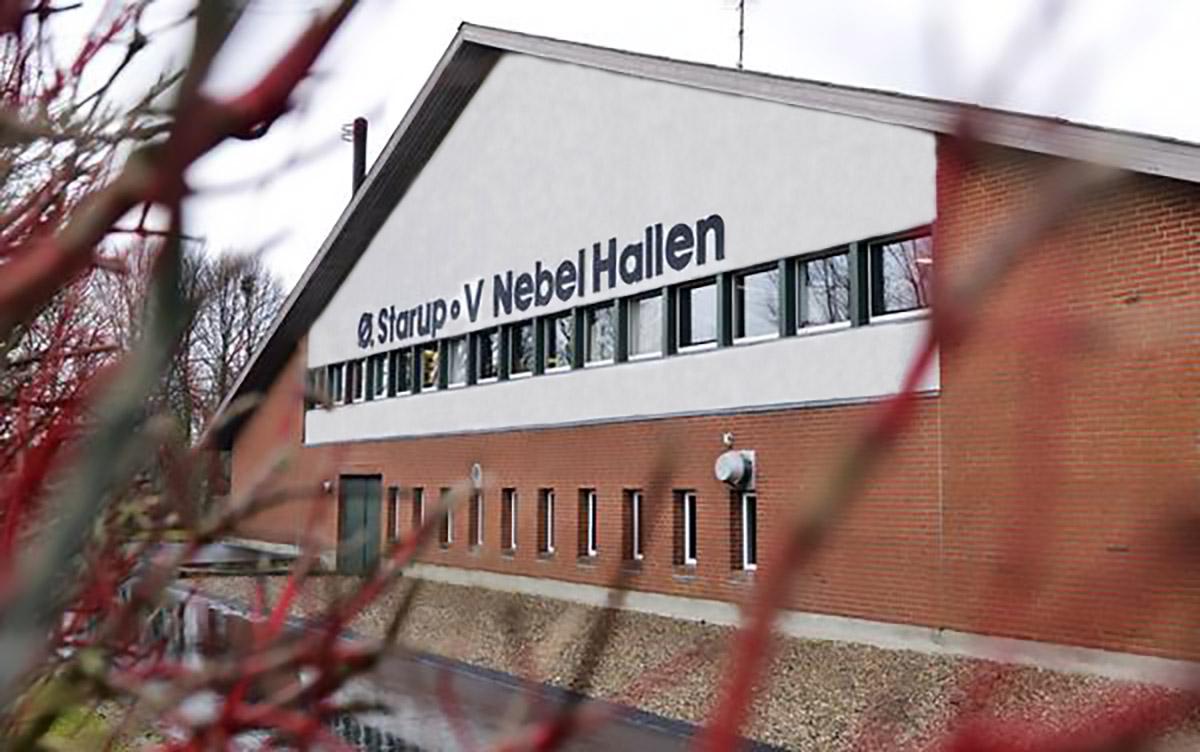 ØSVN-Hallen